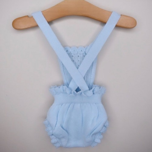 Annie All-in-one (Baby Blue)