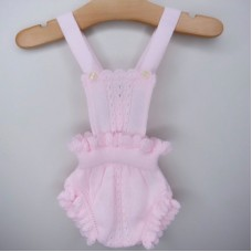 Annie All-in-one (Baby Pink)
