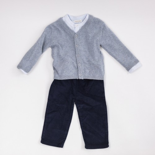 Maxwell Three Piece Set